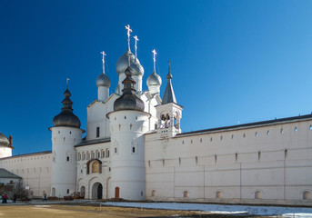 castle in Rostov