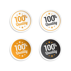 100% Quality Stickers