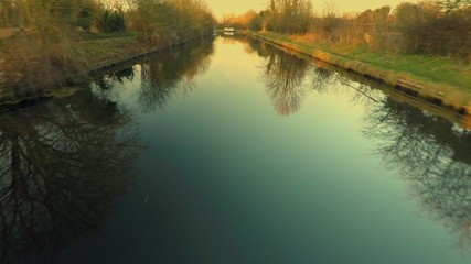 Canal Waterways