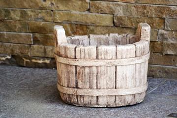 Ceramics barrel