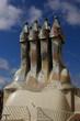 Cheminées Gaudi.