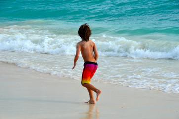 Pojken och havet
