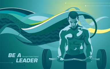 be a leader_gym