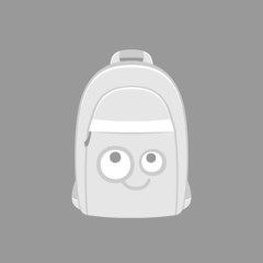 backpack with muzzle