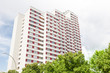 Sozialer Wohnungsbau - Hochhaus