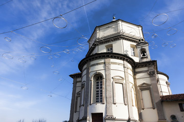 Church of Santa Maria al Monte - Turin - Italy