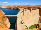 Fototapety Glen Canyon Dam
