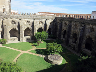 cathedral da se, evora, portugal