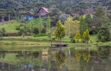 Lago campestre
