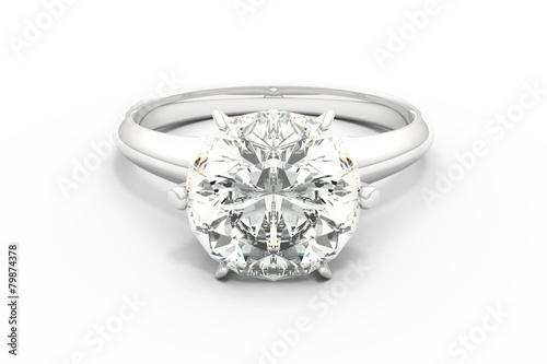 Diamond Ring - 79874378