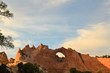 Window Rock, capitol of Navajo Nation - 79874930