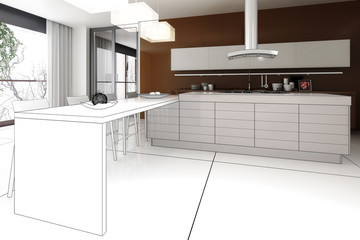 Kitchen Conception (project)