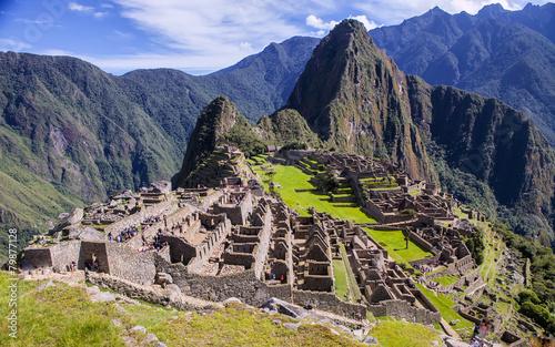 Machu Picchu - Peru - 79877128