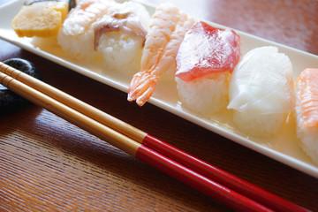 寿司 クローズアップ