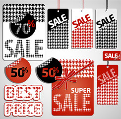 Fashion sale set