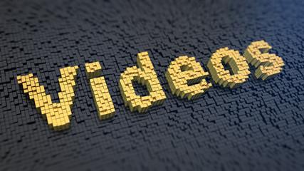 Videos cubics