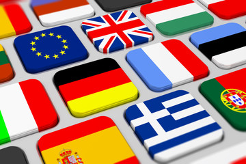 keyboard - europa