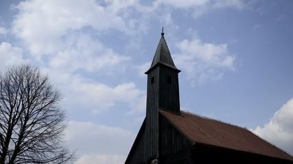 timelapse, chapel in velika gorica