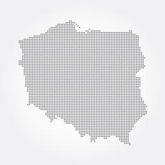 Polska, Kontur polski, zarys