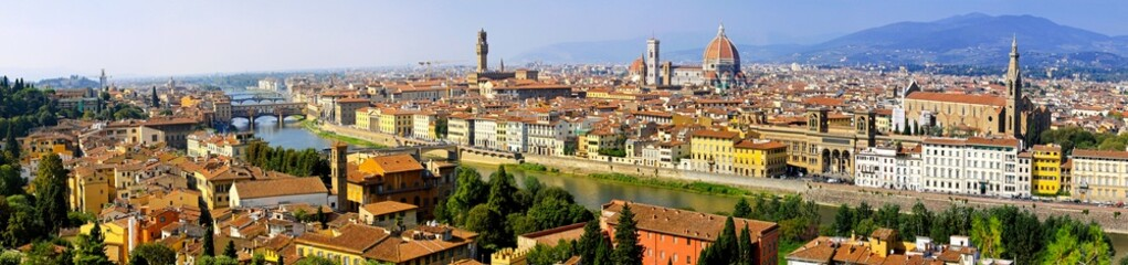 Florence aerial