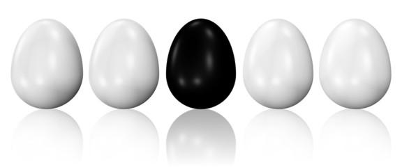 ein anderes Ei - Integration, Toleranz