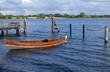 Fischerkahn auf der Schlei in Siseby - 79886334
