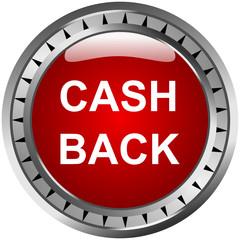 Cashback Button Rot