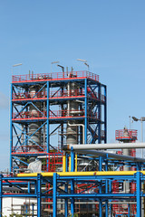 new petrochemical plant oil and gas industry