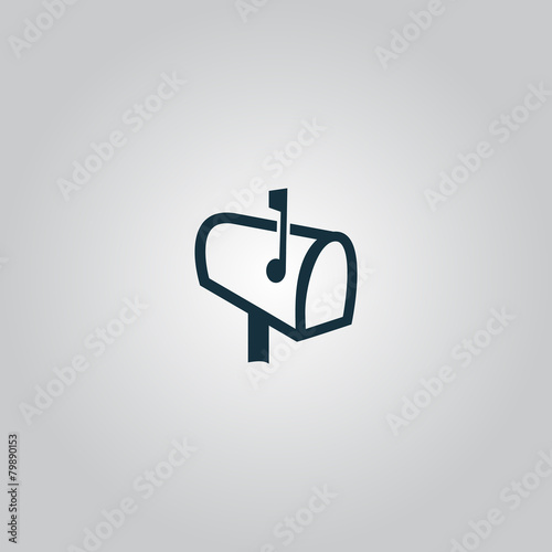 Mailbox Icon - 79890153