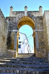 Puerta árabe del S:X en Medina-Sidonia.Cádiz.España