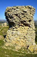 Ruinas del Castillo de Medina-Sidonia. cádiz.España