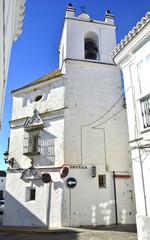 Calle de Médina-Sidonia. cádiz, España