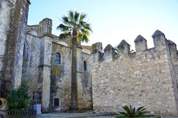 Iglesia del Divino Salvador.Vejer de la Frontera.Cádiz.España