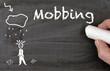 Mobbing Tafel Mann
