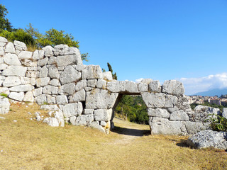 Cyclopean Walls