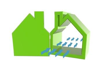 Het ventileren van je woning