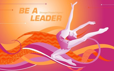 be a leader_gimnastic