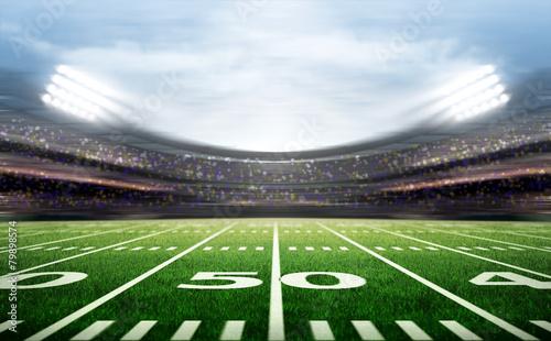 American soccer stadium - 79898574