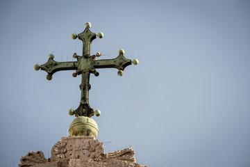religious cross venice