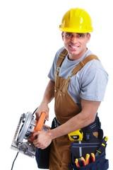 Handyman worker.