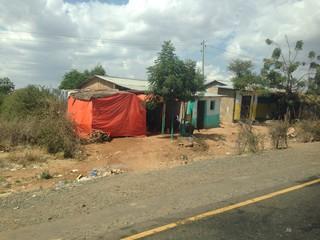 Sulle strade africane