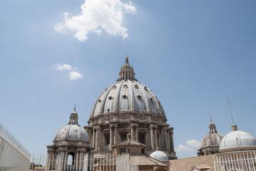 roma Vaticano Cupola San Pietro 3