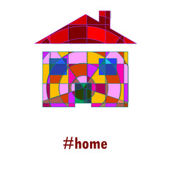 Home and Real Estate Symbol