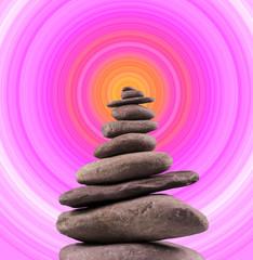 Balanced Stone Tower