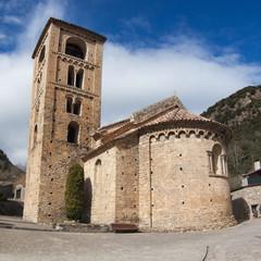 Catalan romanesque church