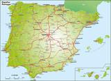 Spanien Portugal 1:4.3 Mio