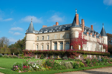 château de Rambouillet-Yvelines