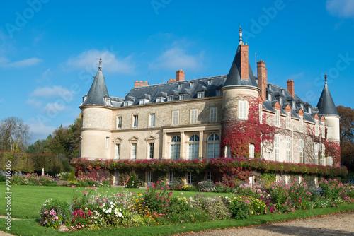 Papiers peints Chateau château de Rambouillet-Yvelines