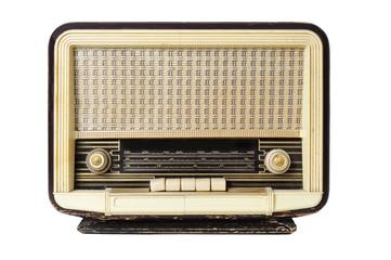 old radio receptor