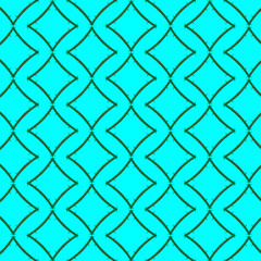 Vector seamless abstract pattern, background